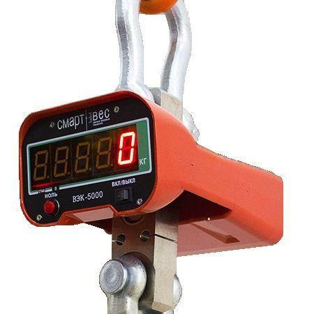 Весы крановые электронные ВЭК-3000 ЛАЙТ (3000кг)