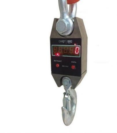 Крановые весы электронные ВЭК-10000, ударопрочные