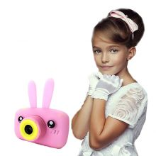 Детский фотоаппарат Зайчик Children's fun Camera Rabbit