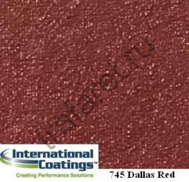 Краска пластизолевая 745 Dallas Red (3,8 / 19 л.)