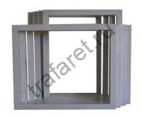 Рама алюминиевая 460х560 мм. (профиль 20х30х1 мм.)