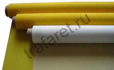 Сетка трафаретная LM-PRINT PES 77/48 белая, ширина 1500 мм, за 1 пог/метр