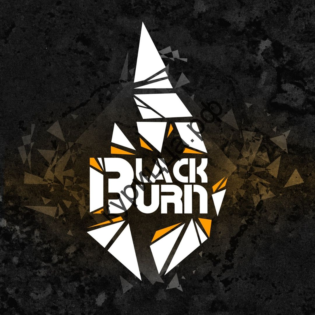 BURN BLACK SOMETHING TROPICAL 1 ГР