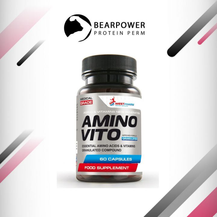 WestPharm Amino Vito 60 капс