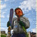 "Фигурка лыжник 85537 ""The Skier. Forchino"""