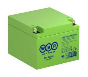 Аккумулятор WBR GPL12280H