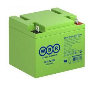 Аккумулятор WBR GPL12400