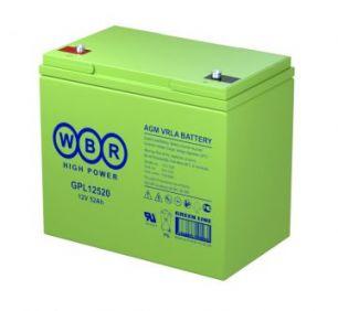 Аккумулятор WBR GPL12520