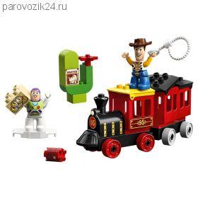 """Конструктор LEGO Duplo """"История игрушек"""" - Поезд"""