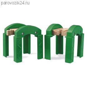 """Набор для деревянной ж/д """"Опорные арки"""", 2 элемента"""