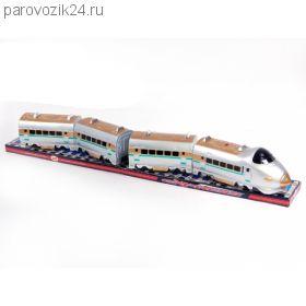 """Игрушечный поезд """"Метеор"""" (звук)"""