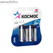 """Батарейки """"Космос"""" LR14, 2 шт."""