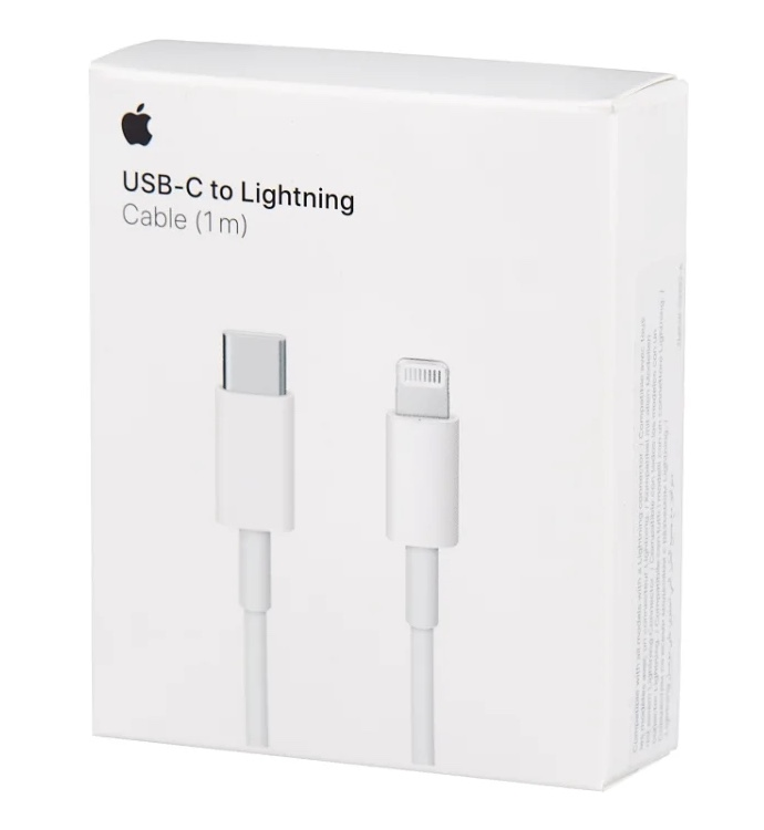 Кабель USB-C to Lightning