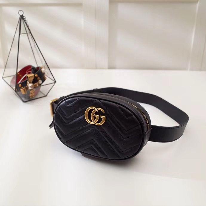 Поясная сумка Gucci Marmont GH