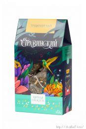 Травяной чай Мятная свежесть в пирамидках