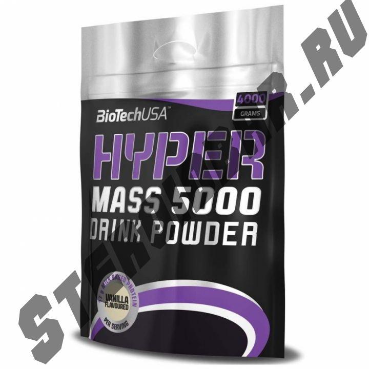 Hyper Mass 5000 4000 гр (BioTechUSA)