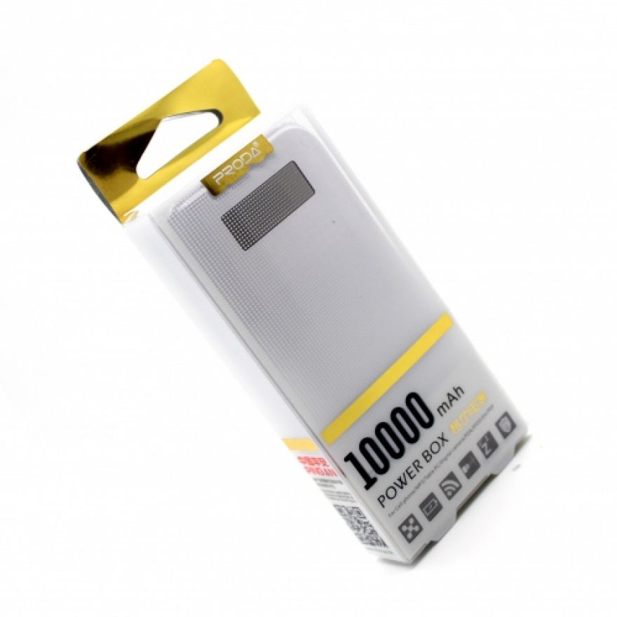 Power Bank Proda 10 000 mAh