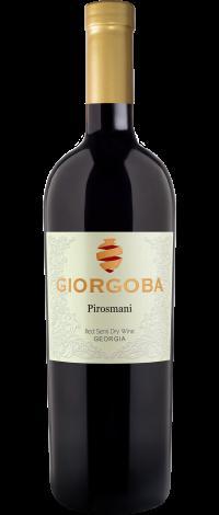"""Вино Гиоргоба """"Пиросмани"""""""