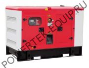 Дизельный генератор Powertek АД-100С-Т400-1РKМ11