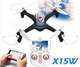 Квадрокоптер syma X15W с камерой FPV