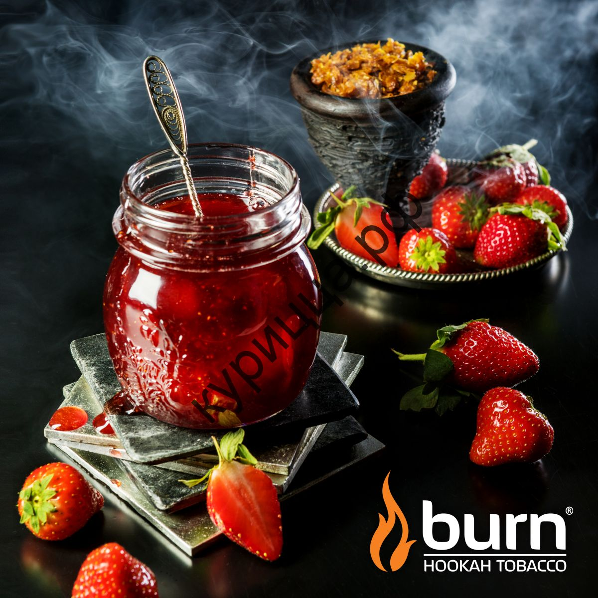 BURN STRAWBERRY JAM 1 гр.