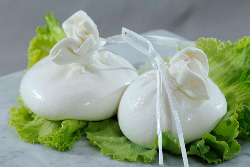 """Сыр """"Буррата"""", 150 грамм"""