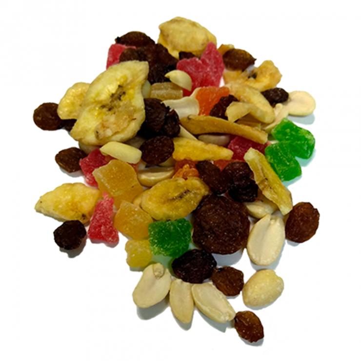 Коктейль фруктово-ореховый  №1, 1 кг