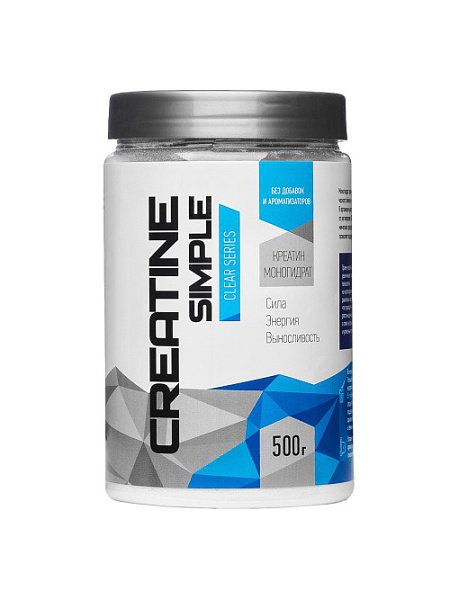CREATINE POWDER, 500 Г