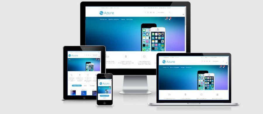 Lazur website