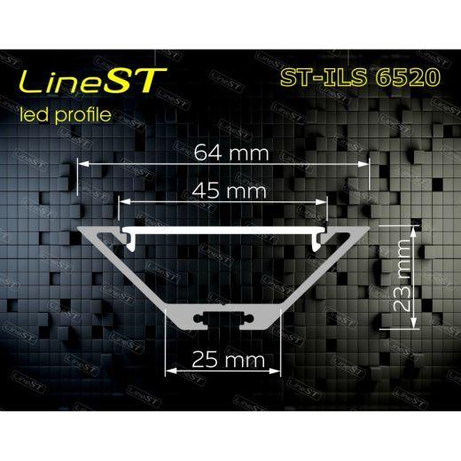 Профиль угловой ST-ILS6520