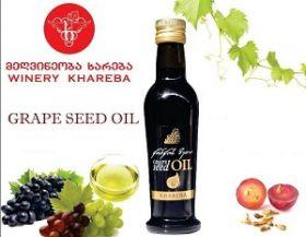 Масло виноградной косточки (ХАРЕБА-ГРУЗИЯ)