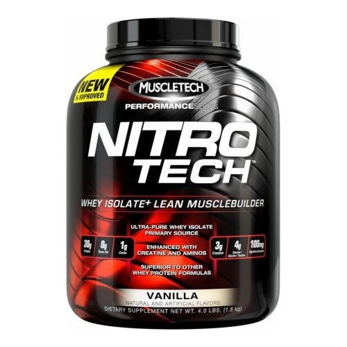 Muscletech - Nitro Tech (1,81 кг)