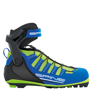 ботинки лыжероллерные spine concept skiroll skate nnn 17