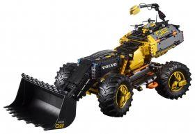 42081 Лего VOLVO колёсный погрузчик ZEUX