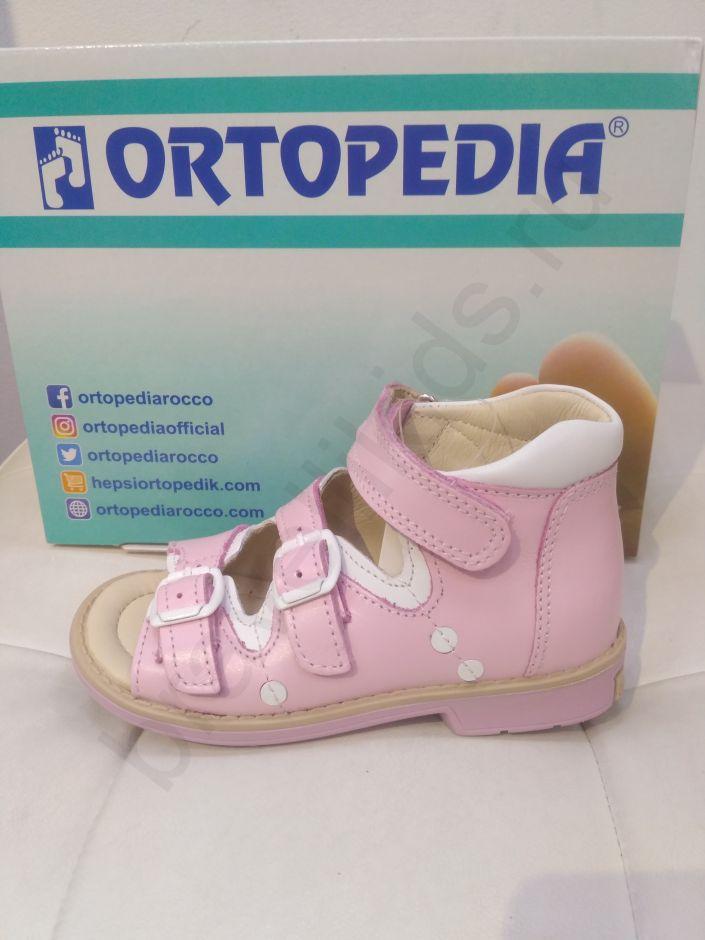 301 Ortopedia Сандалии (21-25) в розовом цвете