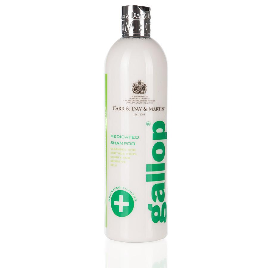 Gallop Medicated Shampoo (Медикаментозный шампунь) 500 мл