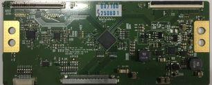 T-Con 6870C-0368A VER V0.6 (V6 32/42/47 FHD TM120HZ_TETRA)