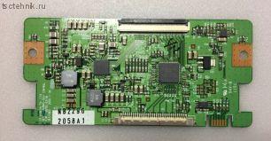 Плата t-con LC320WXE-SCA1 6870C-0313B (PHILIPS 32PFL3007H/60)