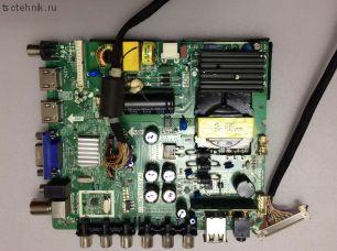 Материнская плата TP.VST59S.PB813 (Telefunken TF-LED32S26)
