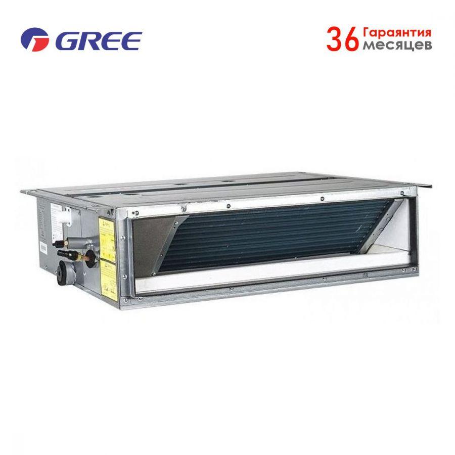 "GREE U-MATCH (24 ""куб"") INVERTER GUD71PS/A-S/GUD71W/A-S, Кондиционер канальный"