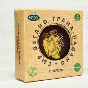 Сыр Вегано-Грана-Падано с перцем
