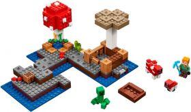 21129 Лего Грибной остров