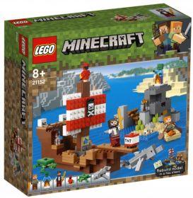 21152 Лего Приключения на пиратском корабле