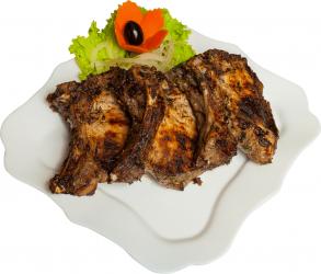 Шашлык из свинины на кости (цена за 100 грамм)