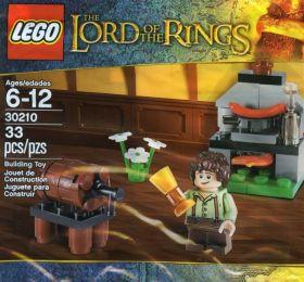 30210 Лего Фродо на кухне