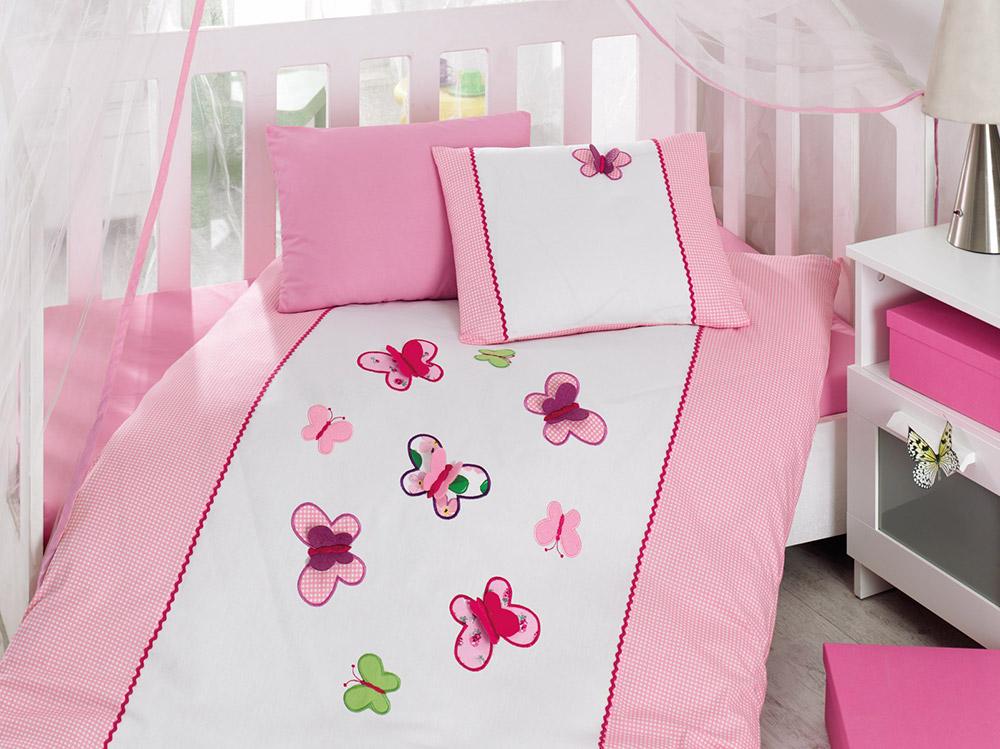 Детское постельное белье Бабочки