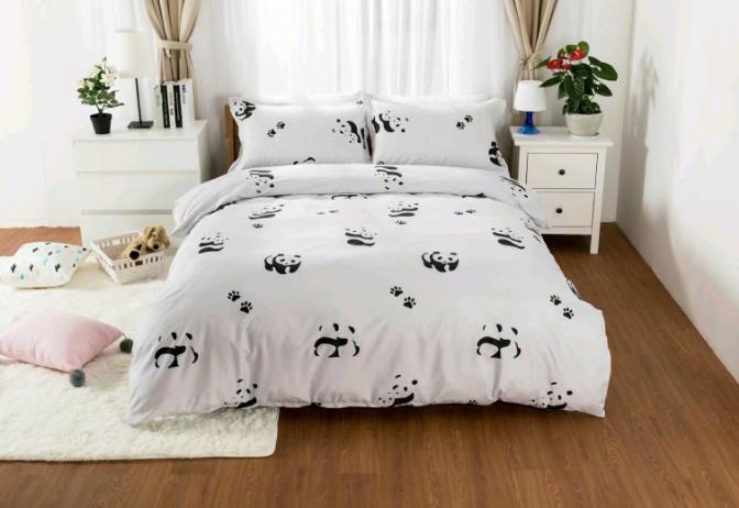 Детское постельное белье Панды