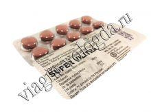 Варденафил + Дапоксетин (Super Zhewitra)