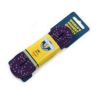 Шнурки хоккейные Howies с пропиткой фиолетовые