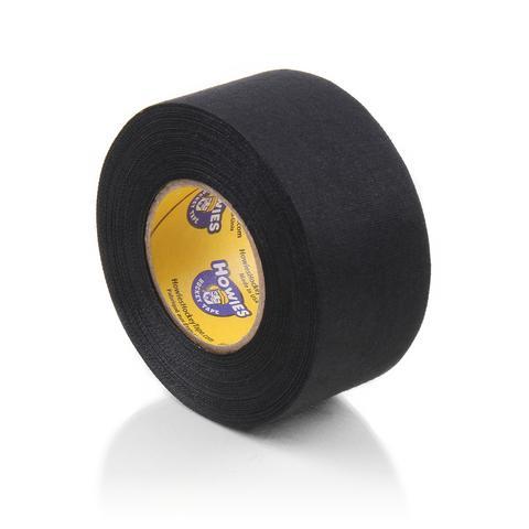 Лента хоккейная Howies 36мм х 13,7м черная